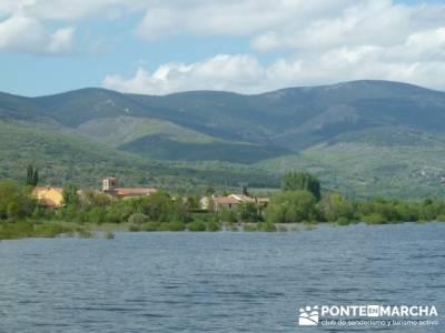 Ruta de Senderismo - Altos del Hontanar; botas montaña madrid
